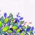 Feutre et crayon de couleurs sur papier