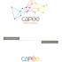 Création logo sous deux formes : une version complète et une version simplifiée pour certaines utilisations.