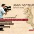 Création de visuel et habillage graphique des menus du DVD sur Joan Fontcuberta.
