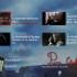 Création de visuel et habillage graphique des menus du DVD sur Pierre Guffroy.